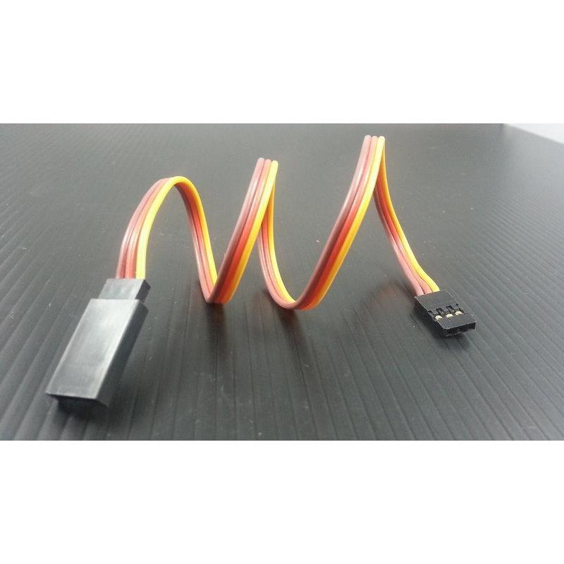 **GT模型**30芯 10cm, 15cm, 20cm, 30cm 伺服機延長線, JR Futaba皆可使用