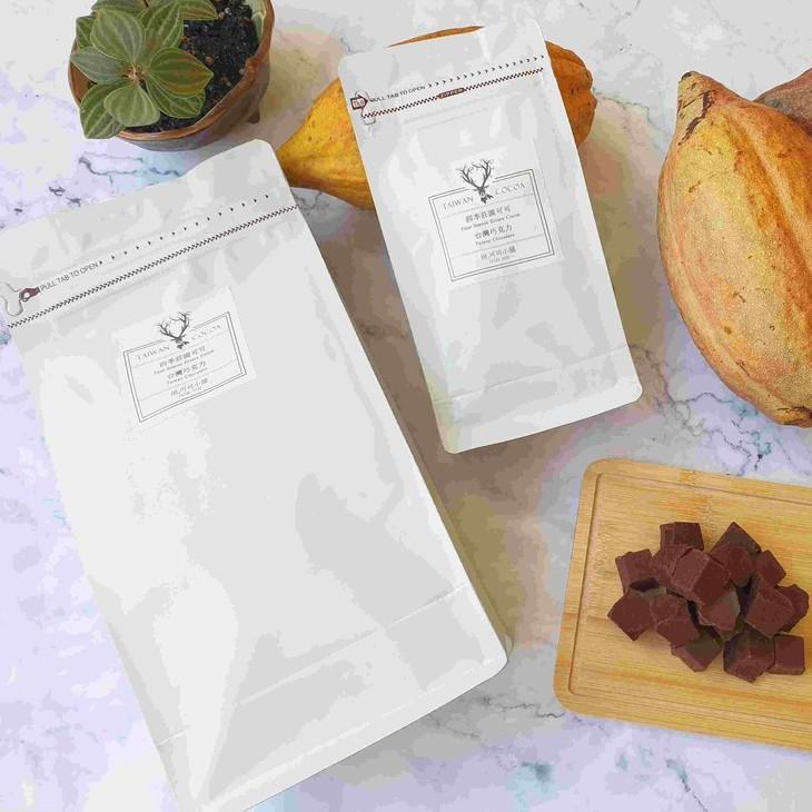 【木羽商號|栩の可可小舖】屏東純黑巧克力磚 85% 100% 無調溫黑巧克力 低碳 生酮