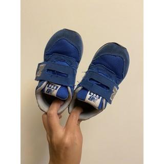 new balance 男童藍色996慢跑鞋 休閒鞋 布鞋 新竹縣