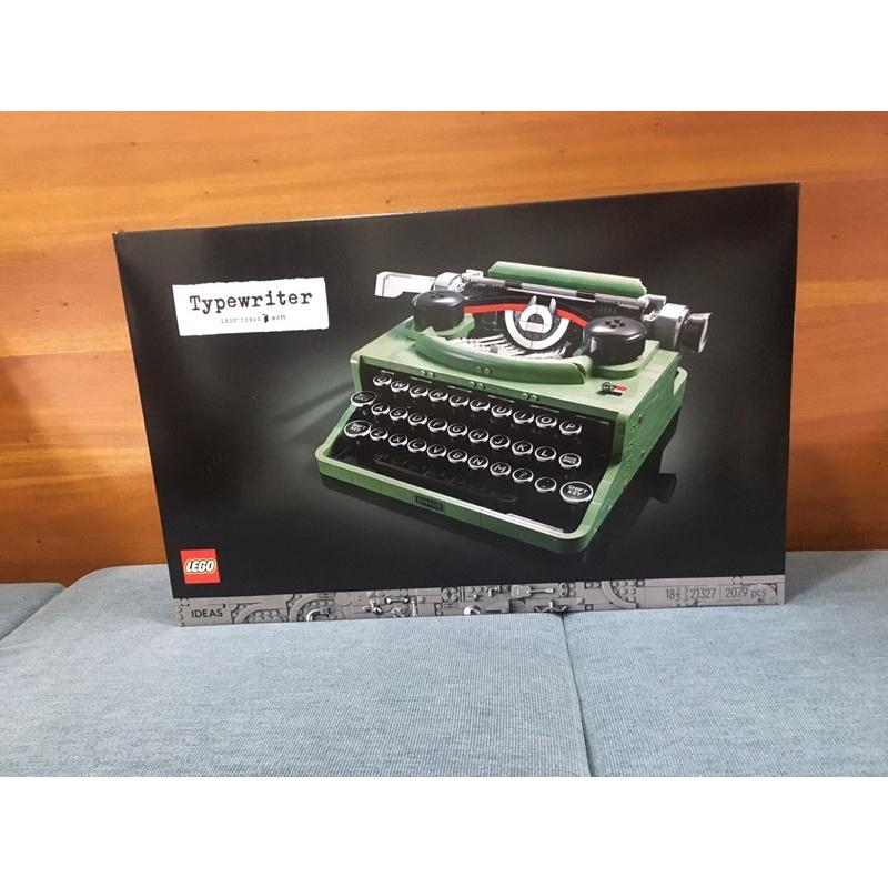 Lego Ideas 21327 樂高打字機