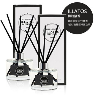 ILLATOS 精油擴香瓶200ML(4種香味香可選) 臺中市