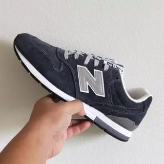 New Balance 996 mrl996 深藍色 灰 藍灰 男女鞋余文樂 運動鞋b跑步鞋