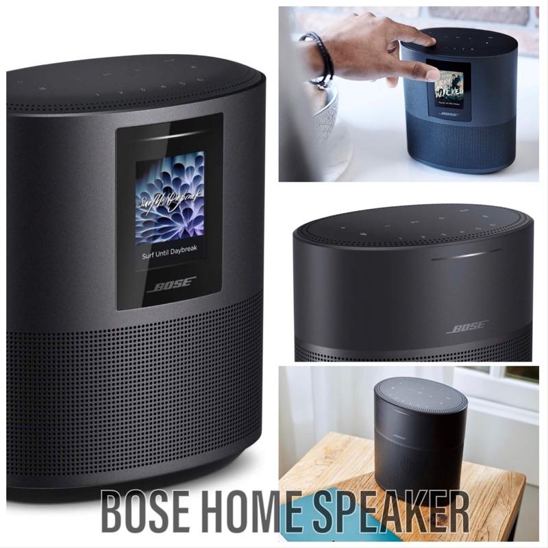 🎄慶祝聖誕節特價+免運🎄BOSE HOME SPEAKER 300 500 wifi 藍芽智慧型揚聲器