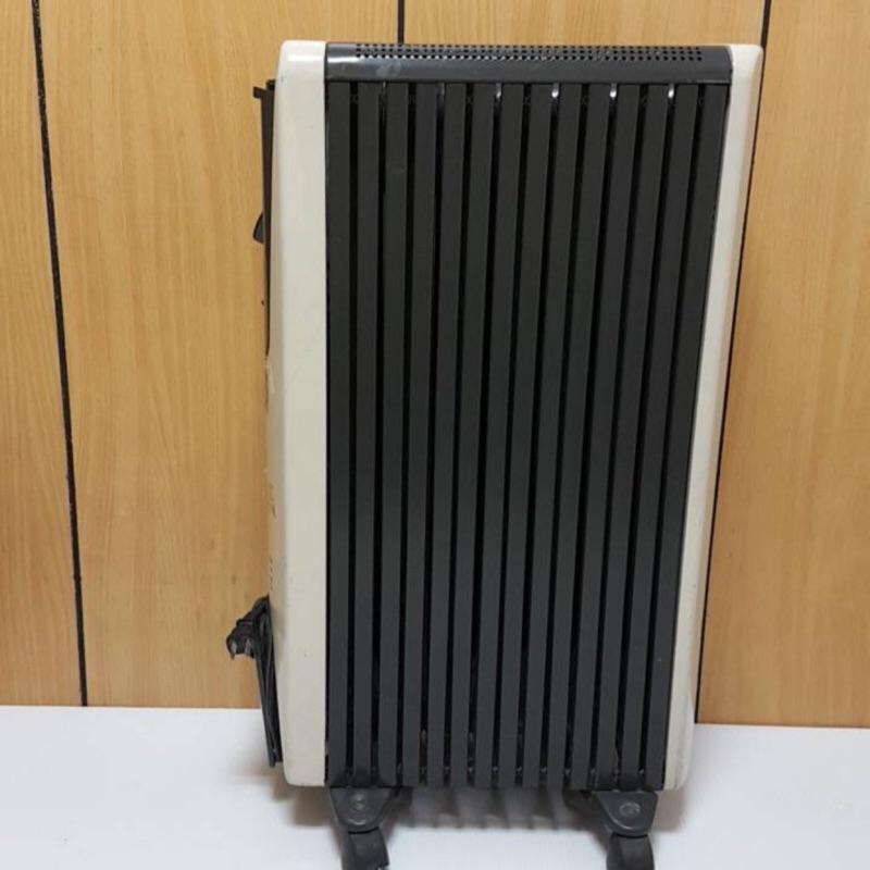 二手 delonghi 迪朗奇 產地 義大利 電暖器