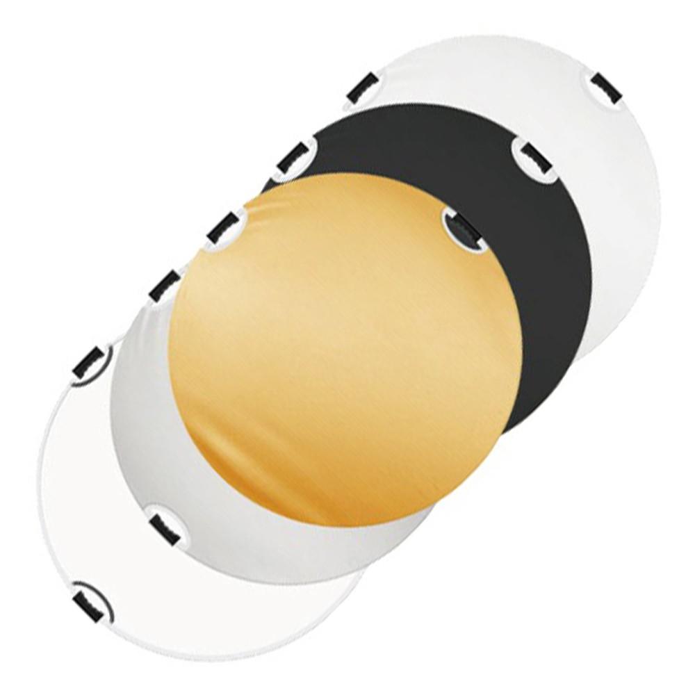 《北極光》HPUSN 反光板 80cm 五合一 攝影 打光 柔光板