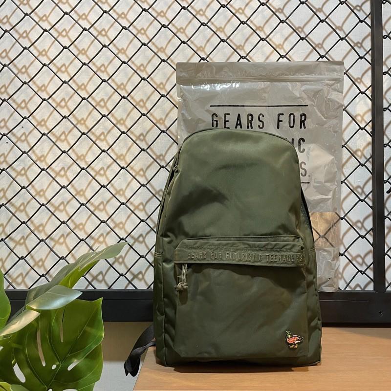 [ HUGE ]中原商圈 HUMAN MADE BACK PACK 後背包 外出包 書包 小背包
