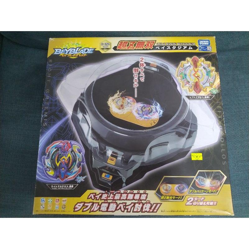 戰鬥陀螺-超Z無雙-電動戰鬥盤
