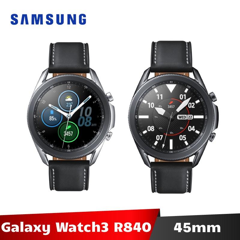 SAMSUNG Galaxy Watch3 45mm R840 智慧手錶 (藍芽版)