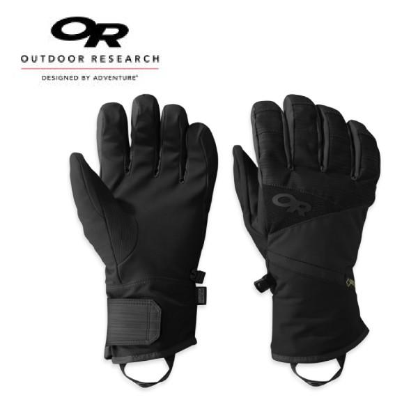 【Outdoor Research 美國 男防水透氣保暖手套 藍/綠】71260/防水手套/悠遊山水