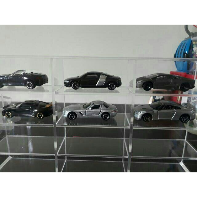 1:64模型車 展示盒