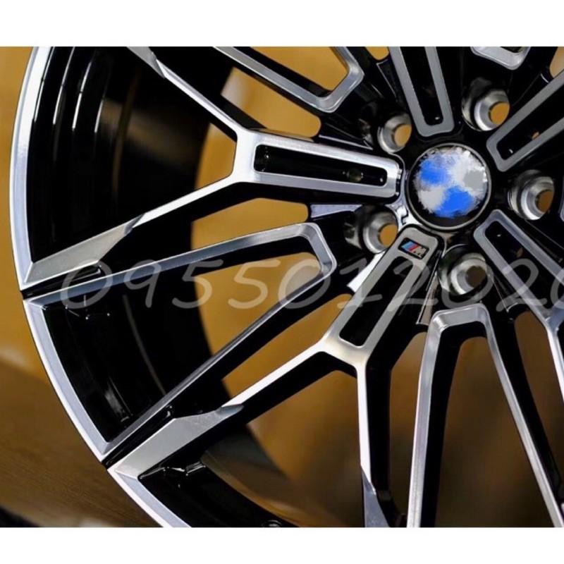 全新類BMW新M4 5孔112 19吋鋁圈F44/G11/G12/G30/G31/G32/G20/G21/G22/G24