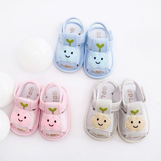 現貨 嘟啦貝貝夏929涼鞋嬰兒鞋寶寶鞋學步鞋0到3到5到8到10到12個月
