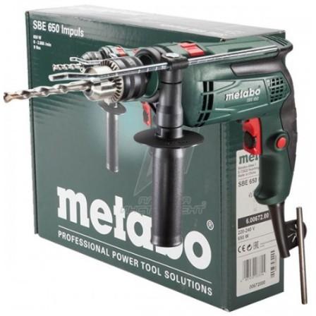 [老兄弟]美達寶 METABO SBE-650 4分震動電鑽 可調速