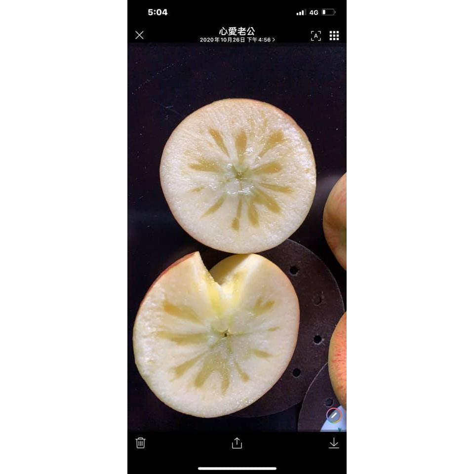 梨山福壽山【蜜蘋果】一年一季  自產自銷  產期到12月中~