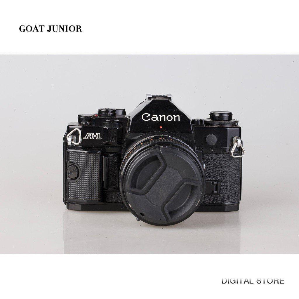 Canon佳能A-1套機 經典膠片單反 A1膠捲相機 配FD50 1.4 SSC鏡頭