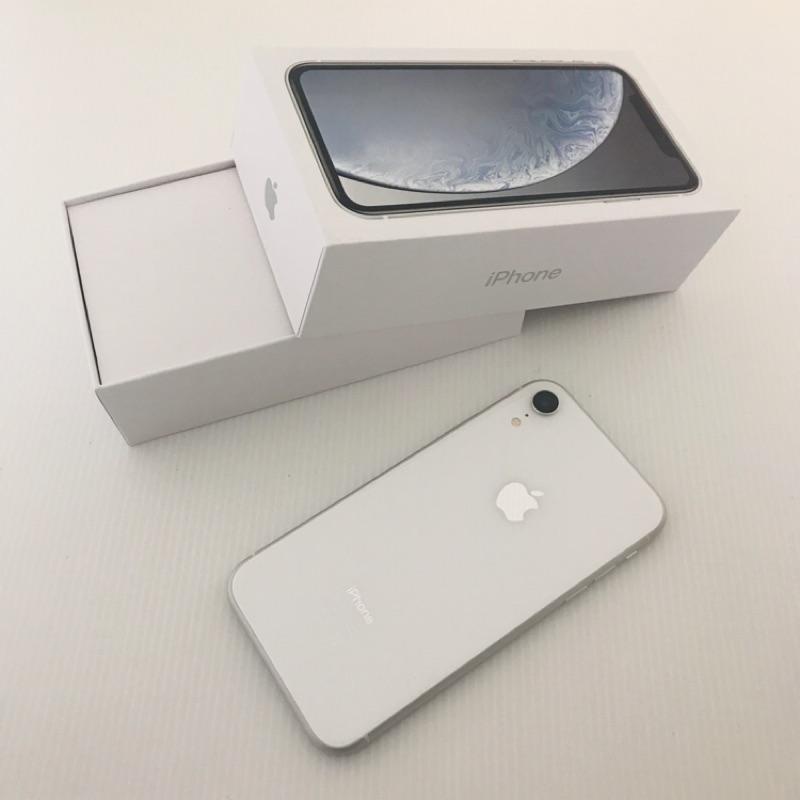 ★極新二手★IPHONE XR 64GB 64 64G  可刷卡分期/可無卡分期/可用舊機折抵交換買賣