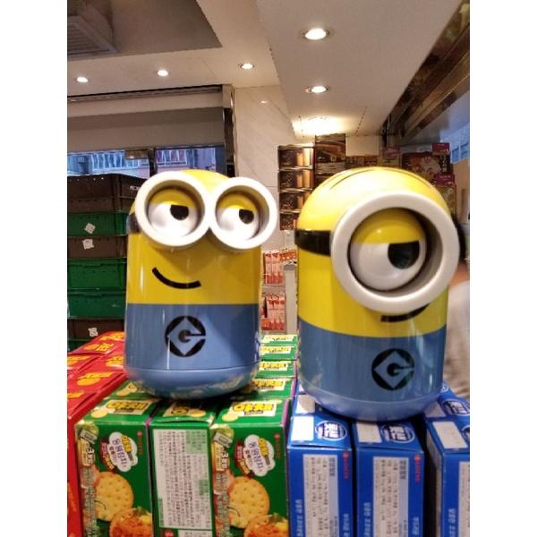 香港代購美心小小兵罐子 小小超或是阿的