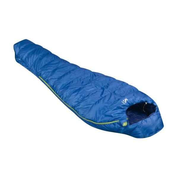 法國【MILLET】 ALPINE LTK 600/羽絨睡袋/登山睡袋/露營睡袋/藍《長毛象休閒旅遊名店》