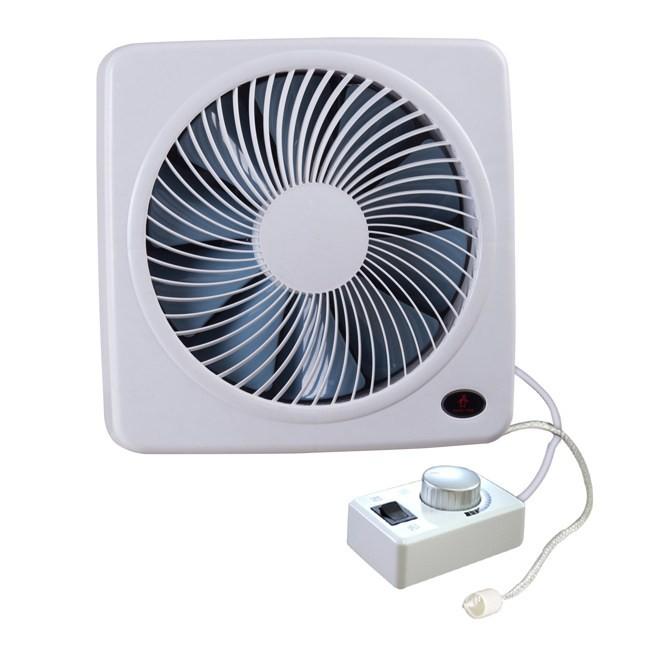 【蘑菇蘑菇】有現貨附發票 勳風12吋110v-220雙電壓DC變頻節能排風扇HF-7212抽風/另售HF-7114/