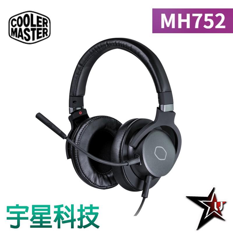 Cooler Master 酷媽 MH752 7.1音效 電競 耳機麥克風