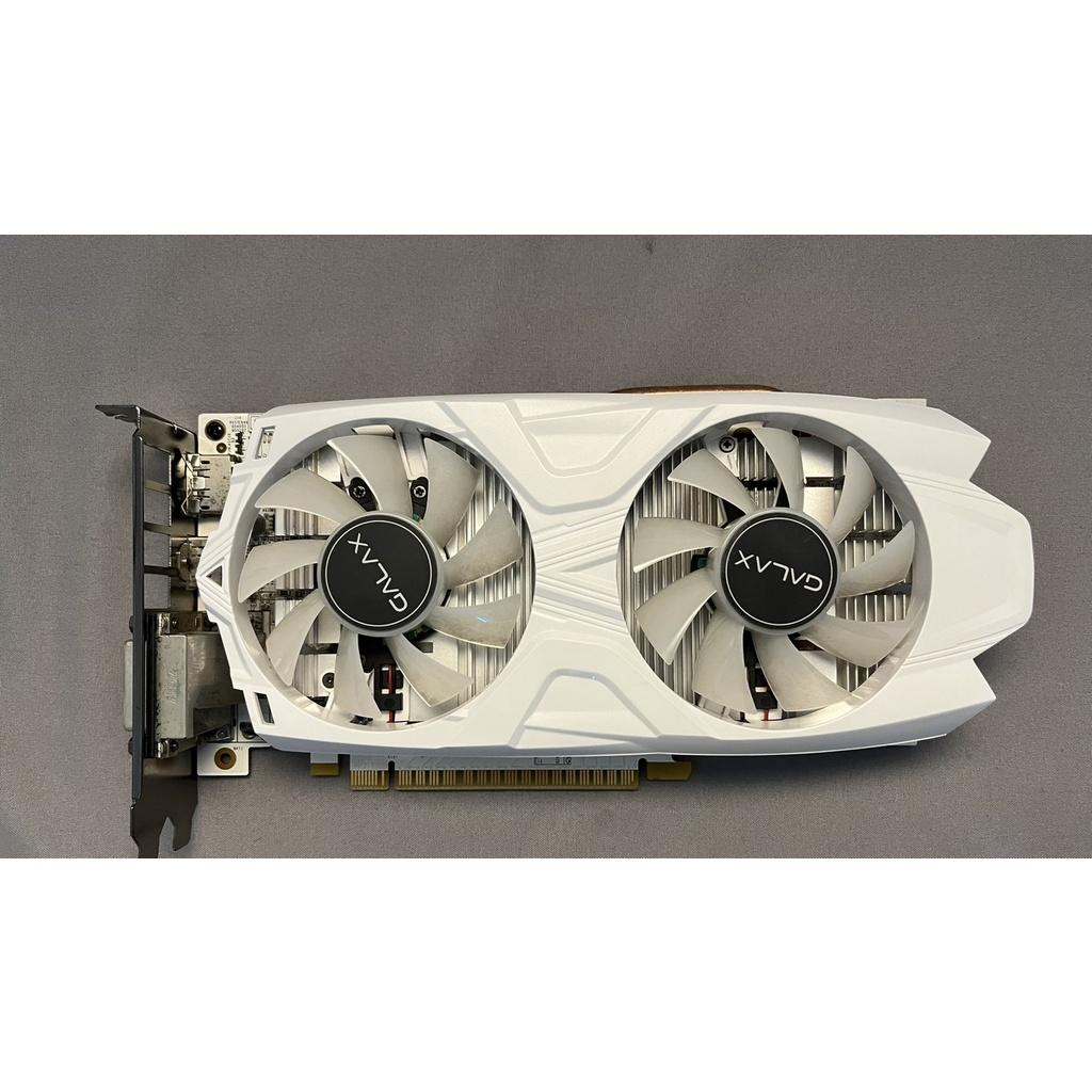 GALAX GTX1050Ti EXOC White (1050 1050ti 1060 970