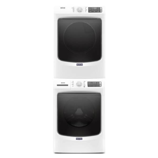 【Maytag 美泰克】滾筒17KG洗衣機 16公斤瓦斯乾衣機 8TMHW6630HW+8TMGD6630HW