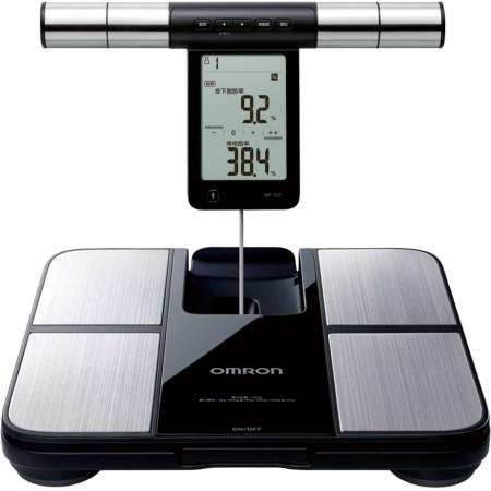 贈運動涼感巾+成人口罩10個 OMRON 歐姆龍 體重體脂計 減肥 夏天 HBF-702T 701