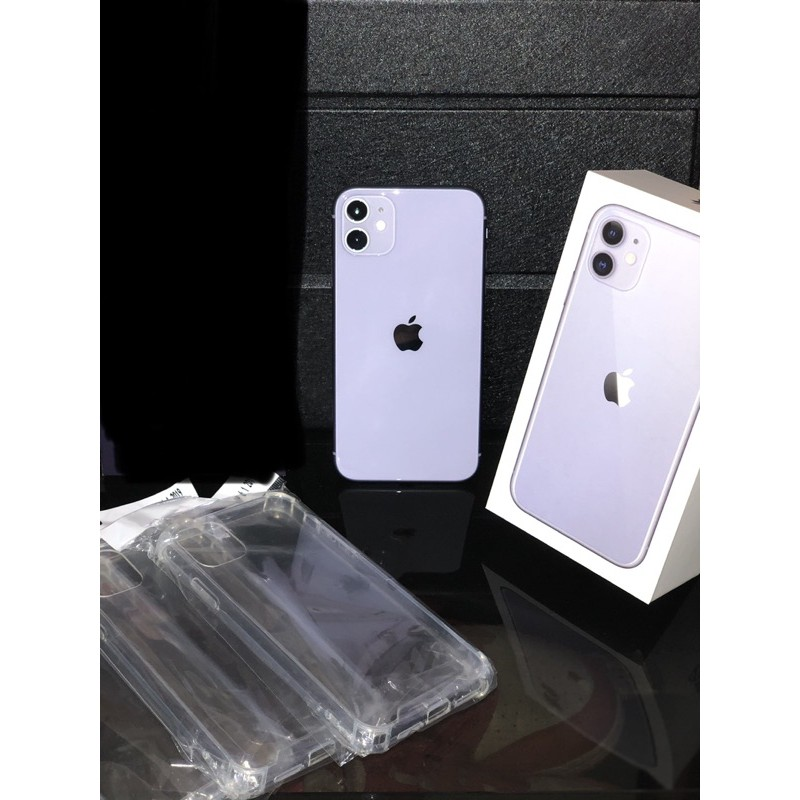<二手商品> Iphone 11 128G 女用機 apple iPhone 11 蘋果 女用 紫色