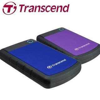 創見 StoreJet 25H3 2.5吋 1TB/ 2TB USB3.1 Gen1 行動硬碟 藍 三年保固 新北市