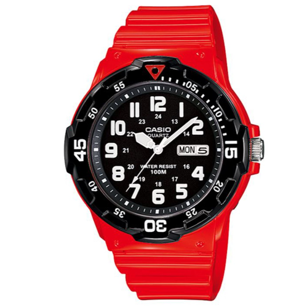 【CASIO】卡西歐 潛水錶 MRW-200HC-4B  原廠公司貨【關注折扣】