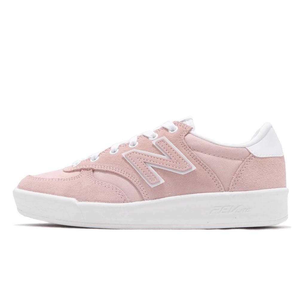 New Balance 休閒鞋 NB 300 粉紅 白 女鞋 WRT300HAD 【ACS】
