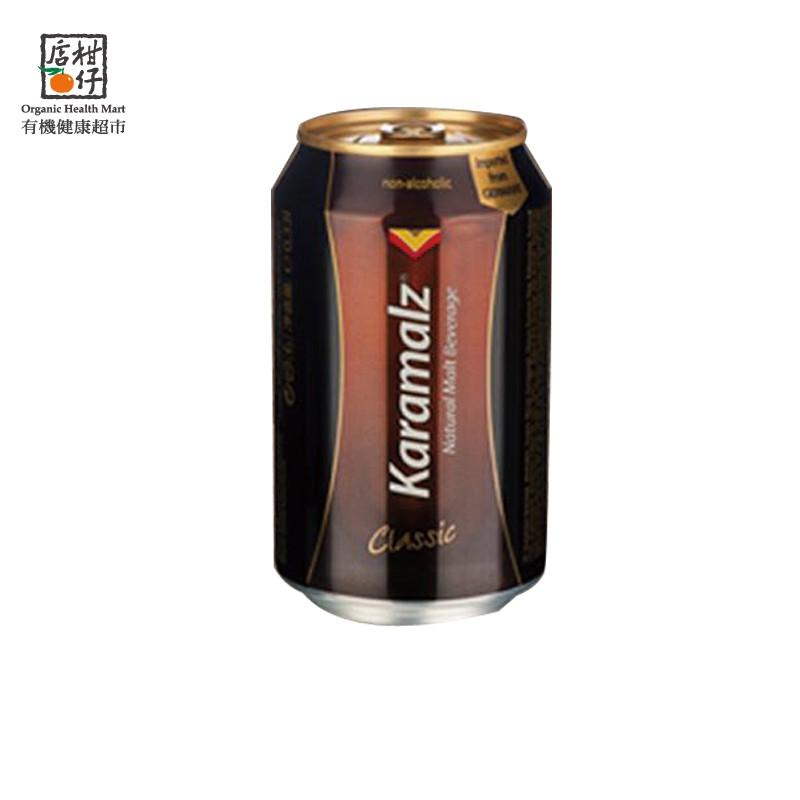 Karamalz-德國卡麥隆黑麥汁(原味)(330ml/罐)