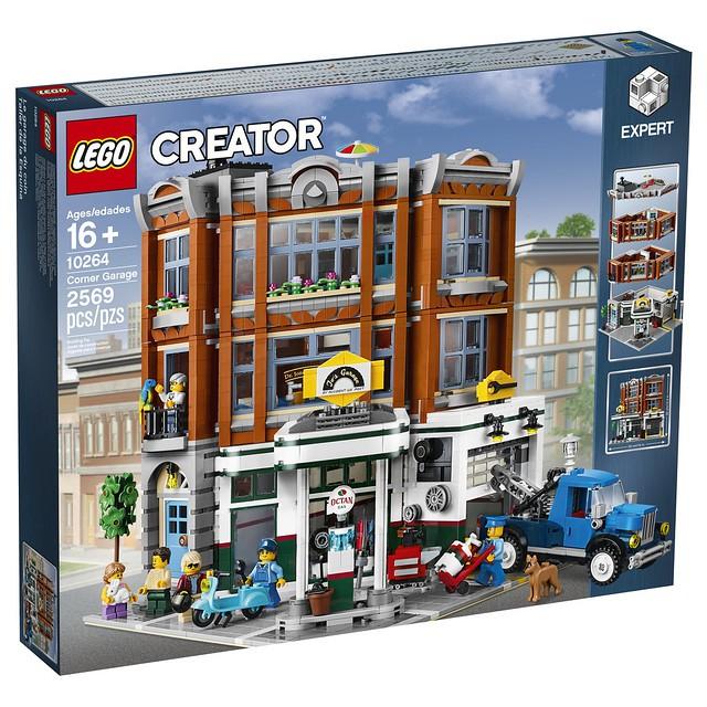 LEGO 樂高 10264 轉角修車廠  創意街景系列 CREATOR 樹屋 21310 現貨 下標前請看商品說明