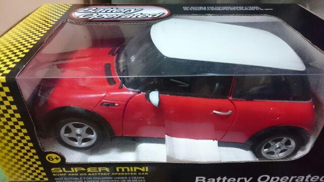 Mini cooper 電動車