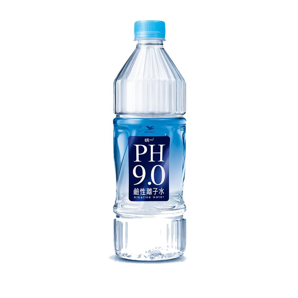 統一【PH9.0】鹼性離子水800mlx20入