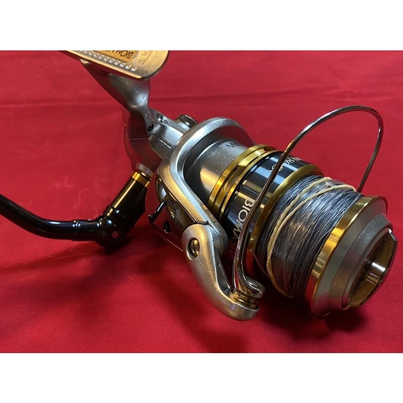SHIMANO BIOMASTER SW 紡車型海水捲線器 SW 8000PG 岸拋 船釣 海釣場 幹大事必備