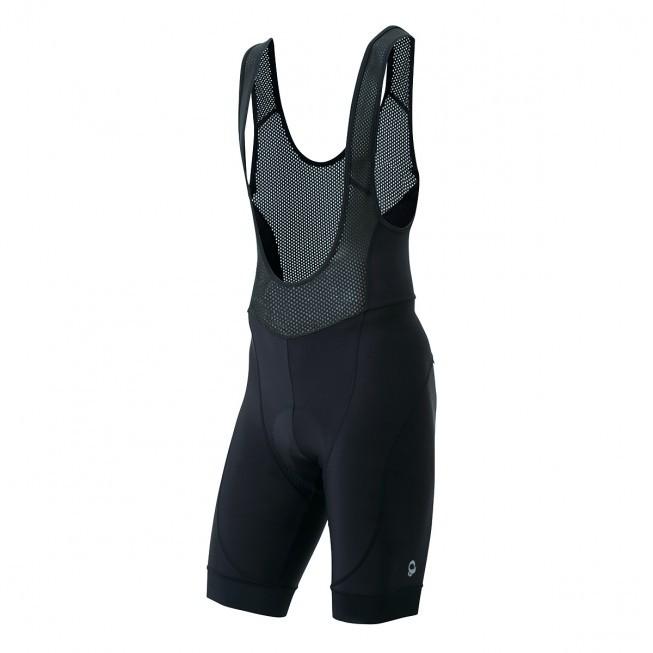 PEARL IZUMI T220-3D-5 基本款男性吊帶短車褲 (黑)【7號公園自行車】
