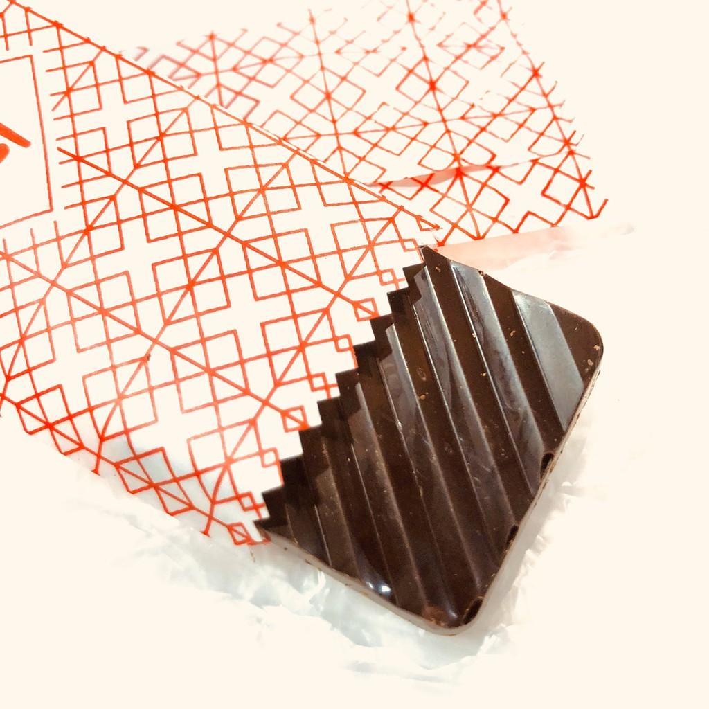 【100%】黑巧克力薄片 純可可脂 巧克力片 單片包裝