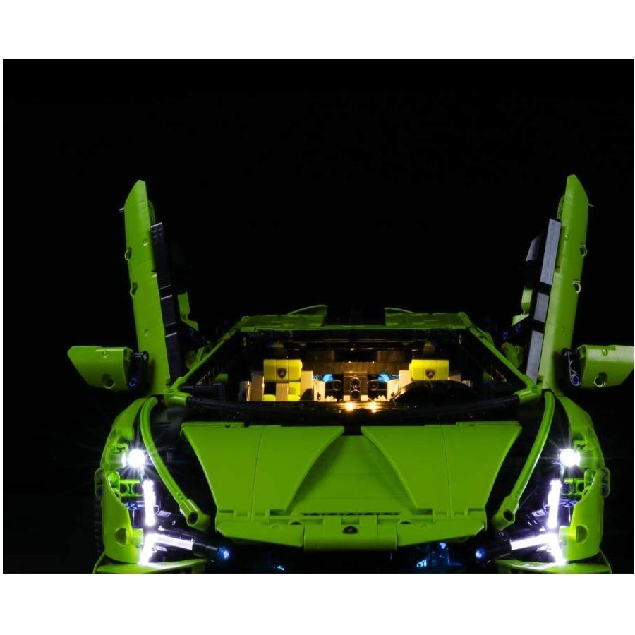 <日本代購正品可刷卡>LEGO 樂高 Lamborghini  FKP 37 42115対応Lightailing