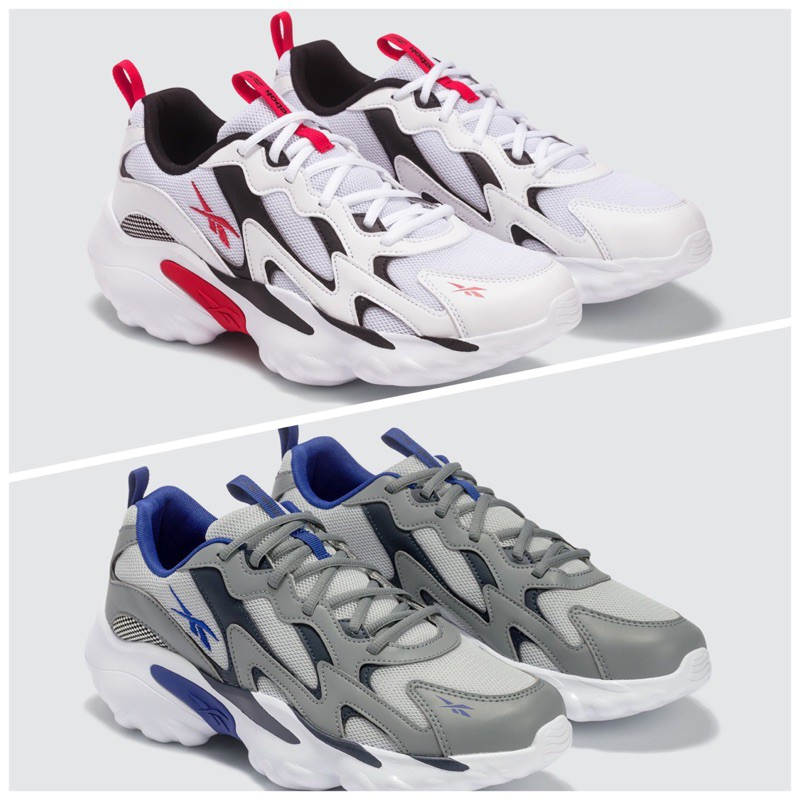 Reebok DMX series1000 白/灰兩色 男鞋 (下單前請先詢問)