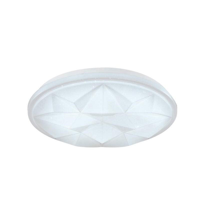 LED吸頂燈 星鑽款42W 客廳/房間/臥室/兒童房適用 保固一年/公司貨/免運 三段亮度切換 無藍光/全電壓/高亮度