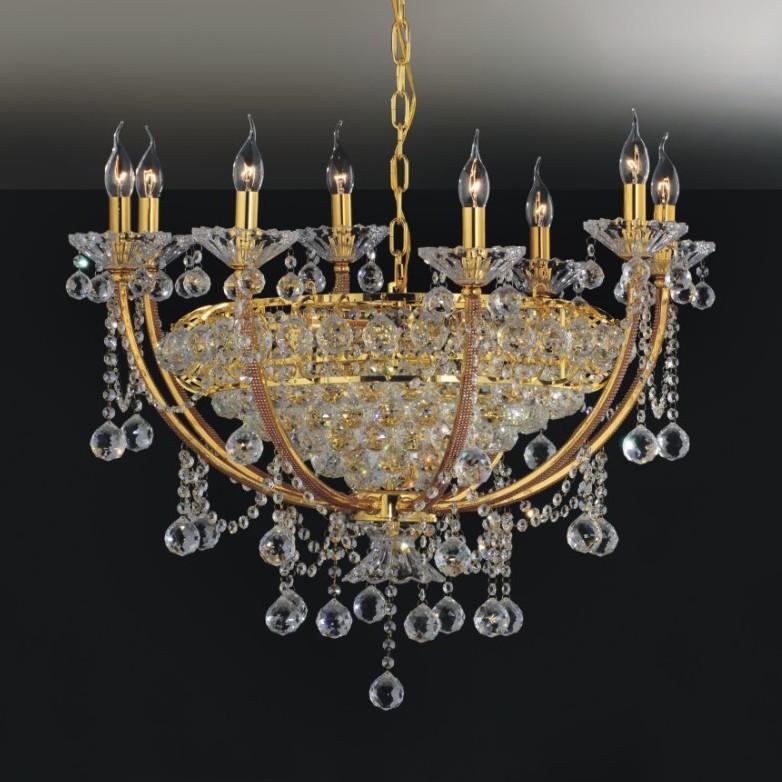 【一燈光】EA3-159意大利風水晶吊燈