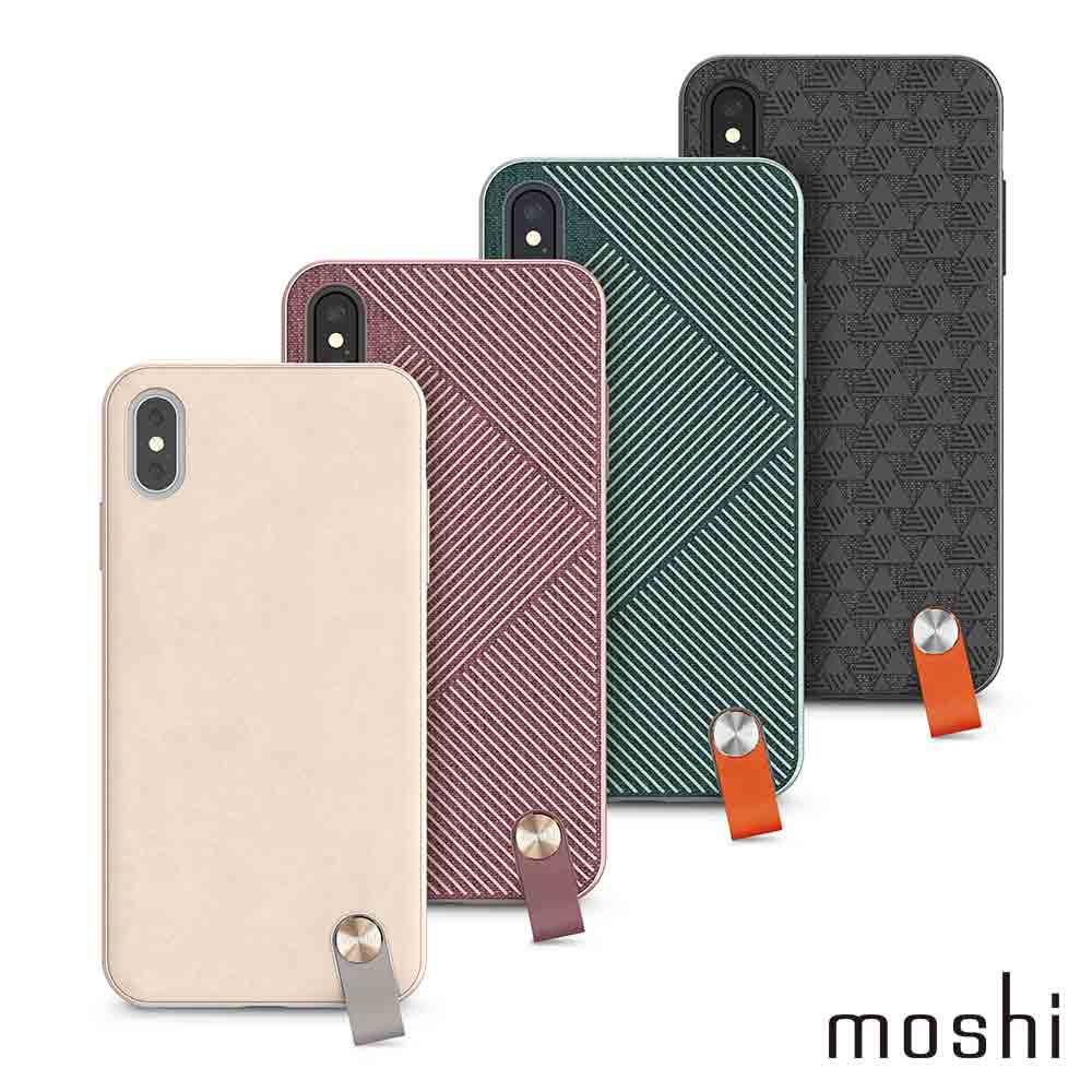 Moshi Altra for iPhone XS Max 腕帶保護殼 (無XS版本)