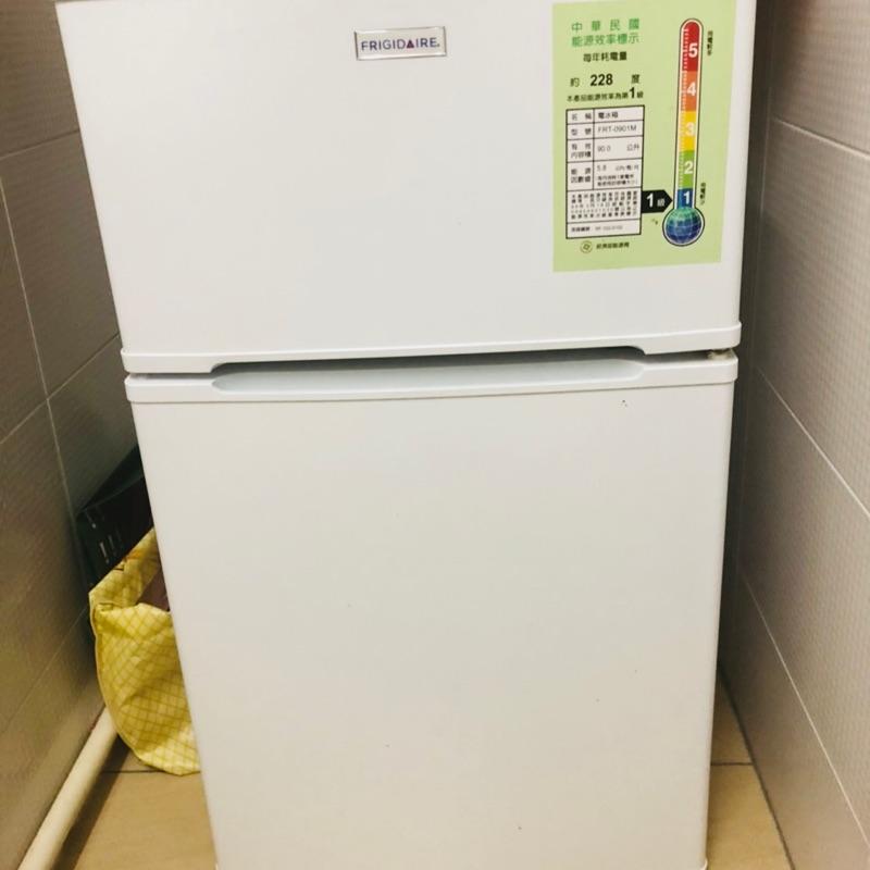 好市多小冰箱、FRT-0901M冷凍冷藏雙門、能源效率一級