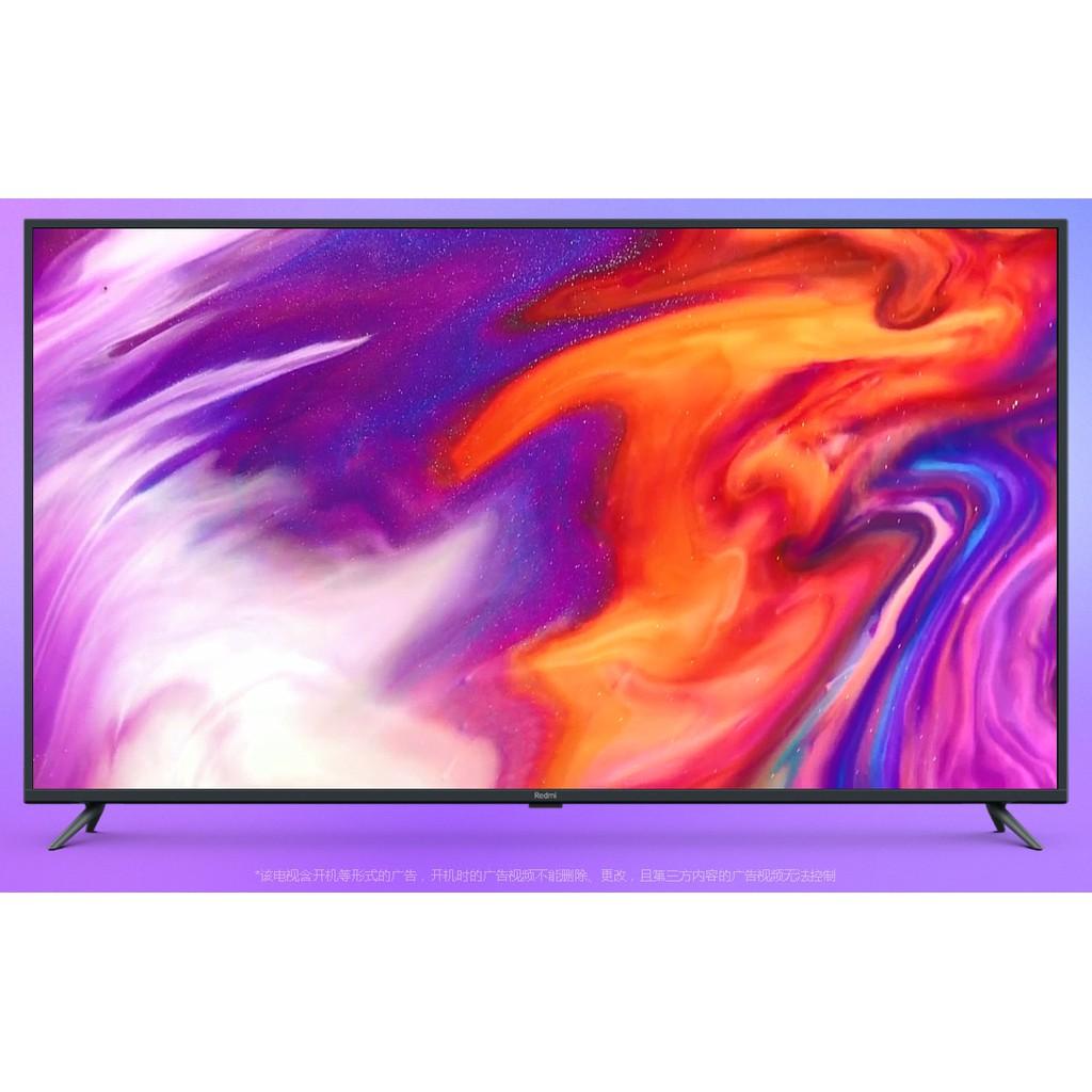 (現貨)小米 紅米 Redmi 4K 70吋 65吋 58吋 電視 人工智慧電視 可運送