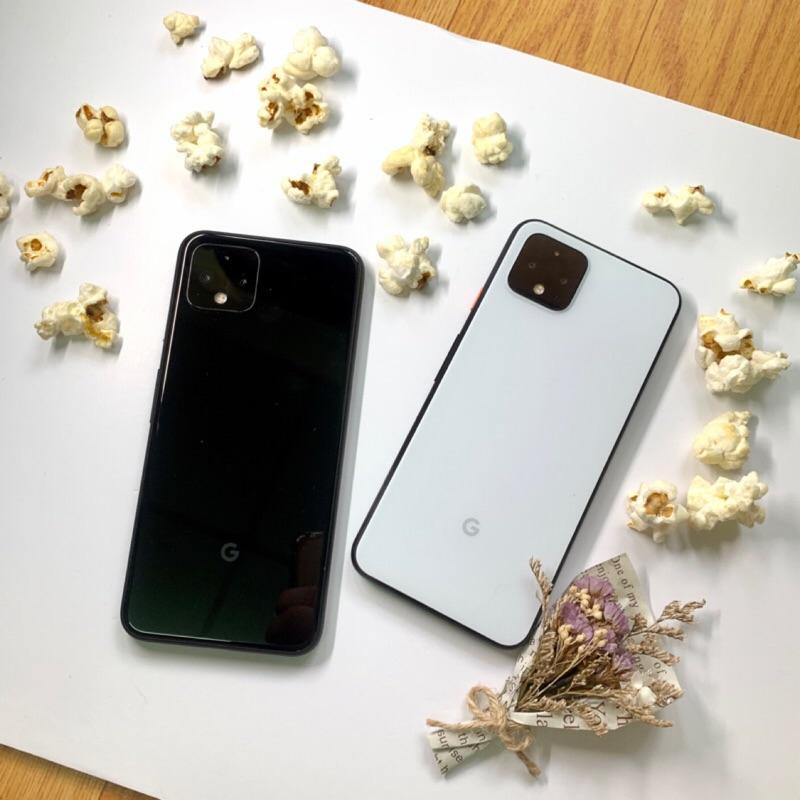 台中實體店 現貨 Google Pixel 4 64g 可分期 Pixel 4XL 128g 黑色 白色 拍照手機