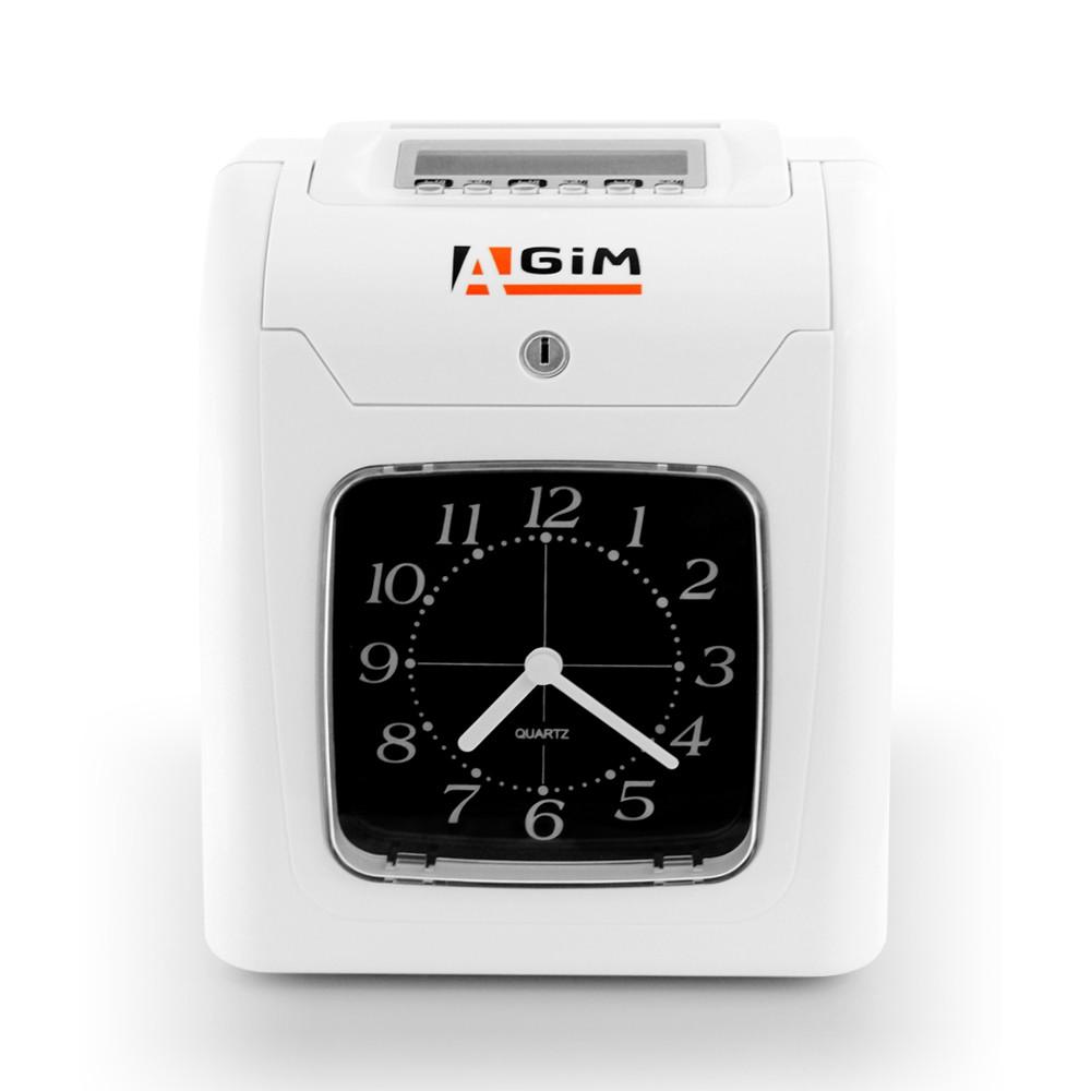 AGiM法國阿基姆 6欄位微電腦打卡鐘 CX-1 (宅配免運/刷卡分期0利率)
