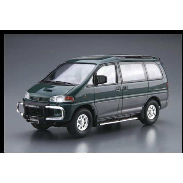 下殺 √ 英利 青島社拼裝模型 1/24 三菱得利卡 STAR WAGON 06139
