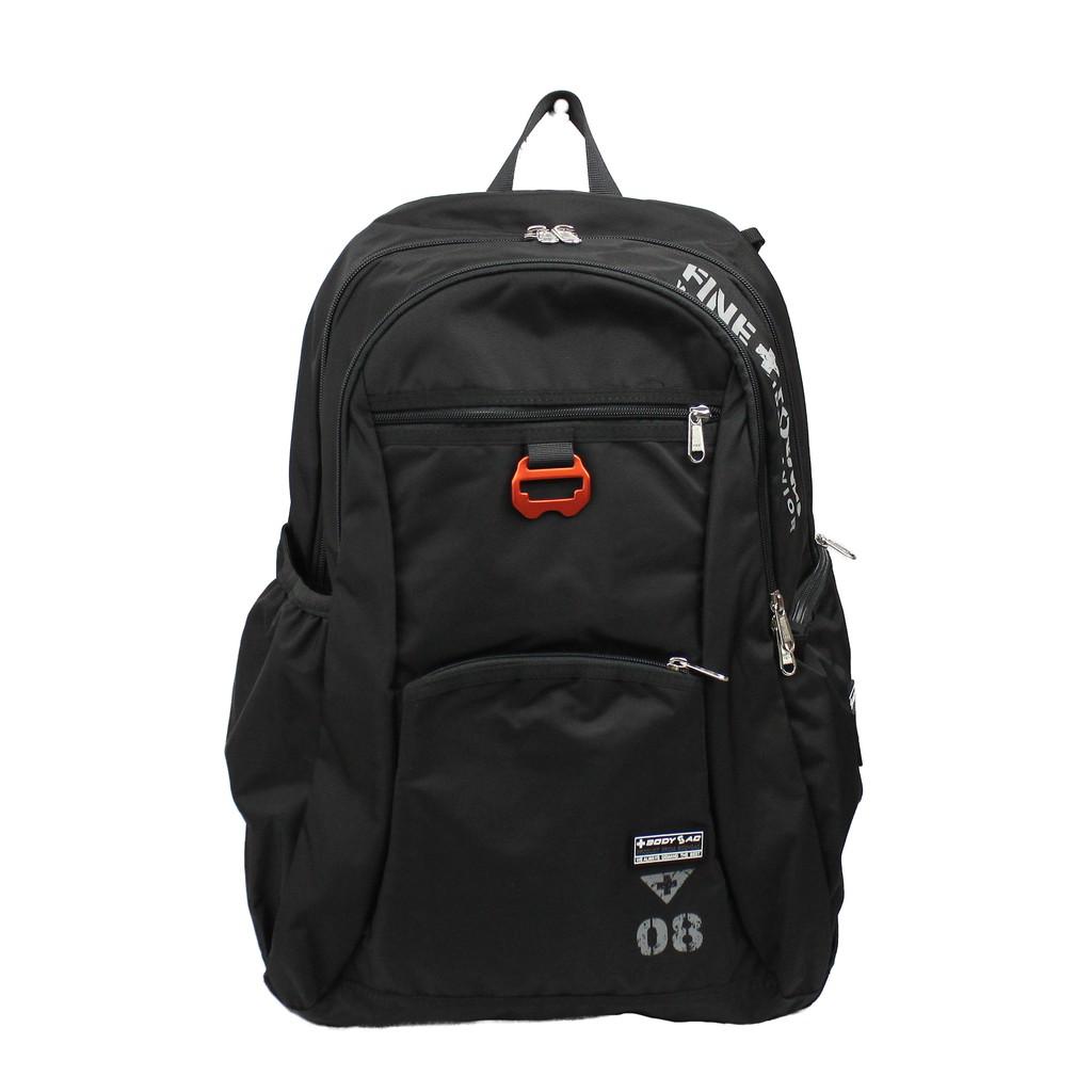 BODYSAC 黑色-機能後背包-25L【b9906】