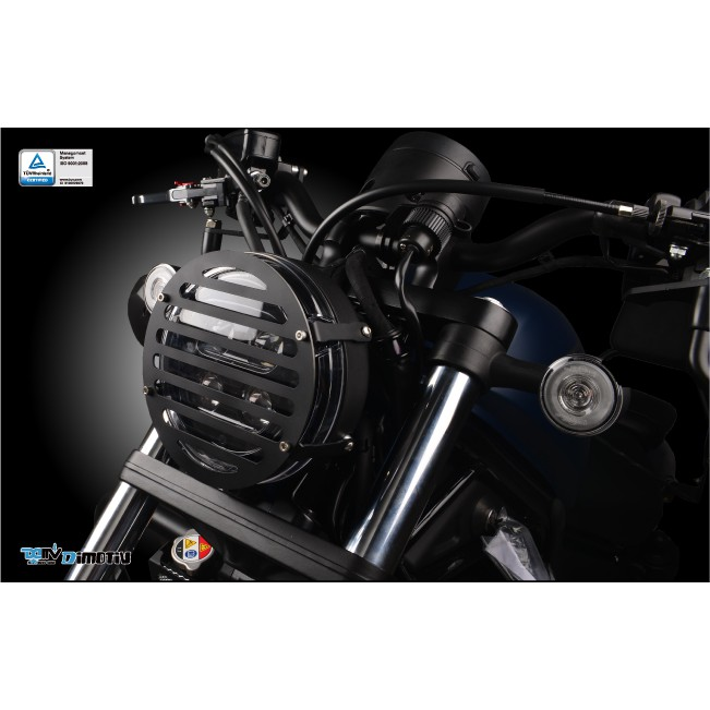 【R.S MOTO】HONDA REBEL 500 20 戰士 大燈護罩 大燈保護 DMV